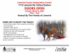 Limerick Forest Interpretive Centre: DOORS OPEN March 8th, 2020