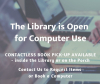 MERRICKVILLE PUBLIC LIBRARY: Open for Computer Use!